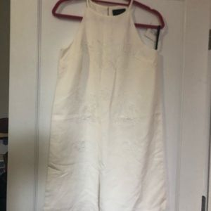 Victoria Beckham for Target Dresses - White Victoria Beckham dress with lace detail
